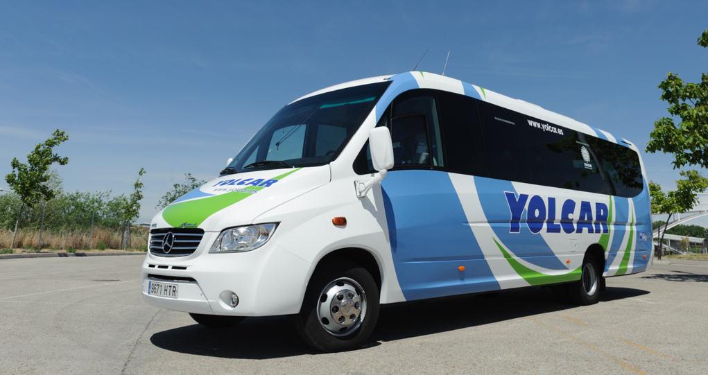 Cuánto Cuesta Alquilar Un Microbús Yolcar Autocares